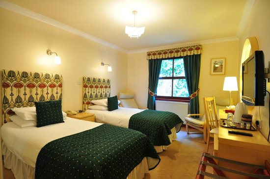 Kingswood Hotel: Twin Room