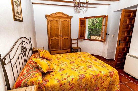 Casa Rural La Herradura: Dormitorio