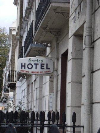 Enrico Hotel: hotel enrico Warwick way - Victoria