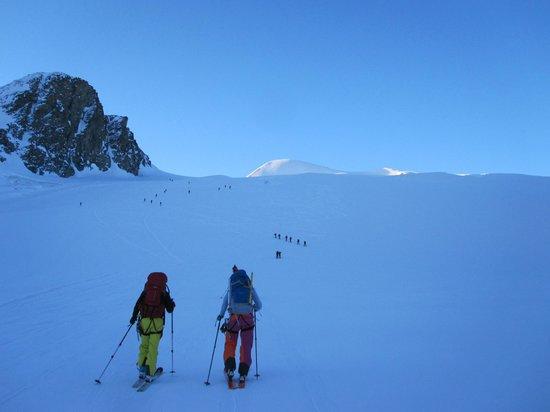 Chamonix Sport Aventure: From Chamonix to Zermatt