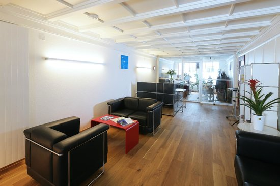 Hotel Roter Ochsen : Lounge