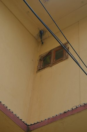 Devi Niketan Heritage Hotel: wiring