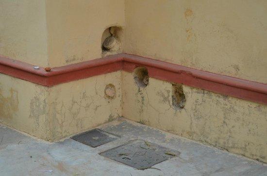 Devi Niketan Heritage Hotel: Bit of work needed