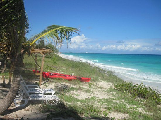 Exuma Palms Hotel: kayaks available to rent