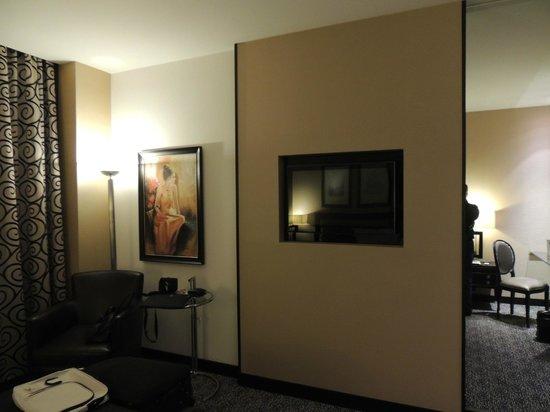 SANA Silver Coast Hotel: Quarto