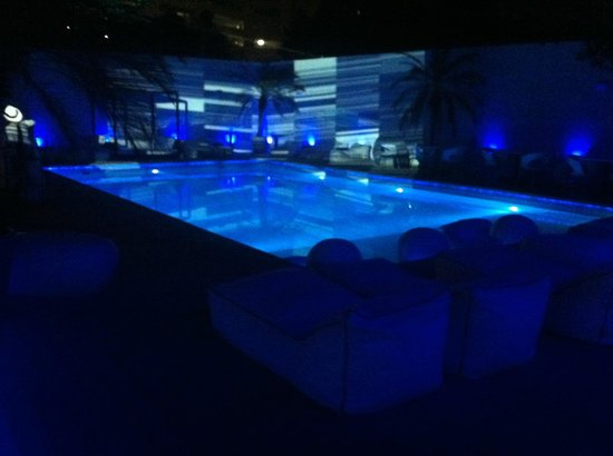 Ocean Bangkok : the swimming pool after party, back to be organized again