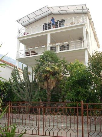 Вид на соседние апартаменты