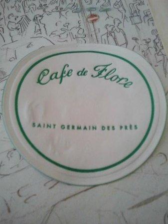 Café de Flore : Logo