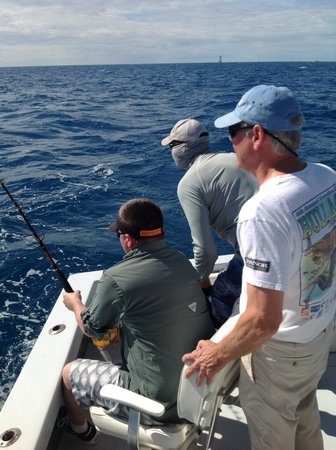 Linda D Sportfishing: Good times had by all