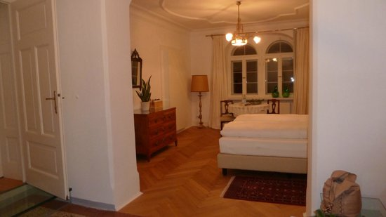 Ottmanngut Suite and Breakfast: Suite unter den Linden