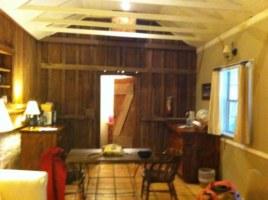 Hoffman Haus: Inside our suite