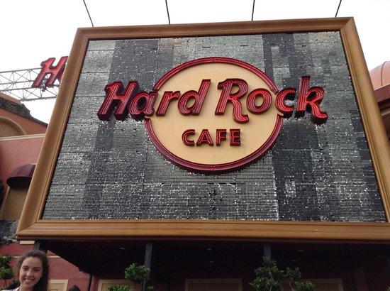 Hard Rock Live : Hrd rock cafe orlando