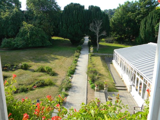 Purbeck House Hotel & Louisa Lodge : View  from  Room