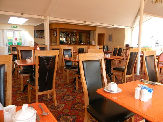 Purbeck House Hotel & Louisa Lodge : Breakfast/Dining Room