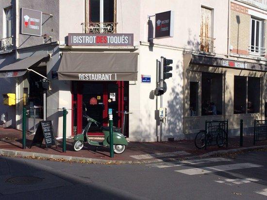 Nouveau bistrot a Suresnes