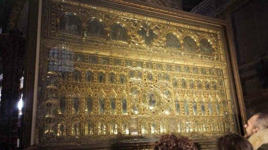 La pala d 39 oro picture of basilica di san marco venice for Pala de oro