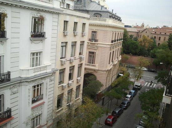 Accesorios De Baño Colocados:Hotel Gran Versalles Madrid Spain