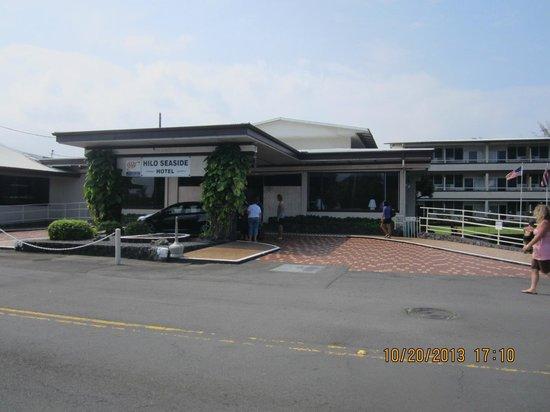 Hilo Seaside Hotel : Hotel