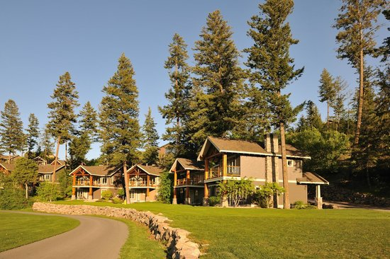 Predator Ridge Resort: Peregrine Cottages