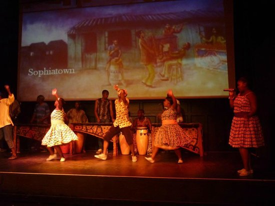 The African Dance Theatre: Sophiatown