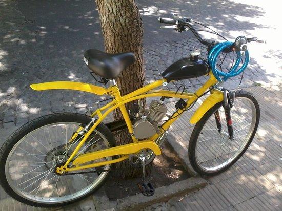 Motobike Rent