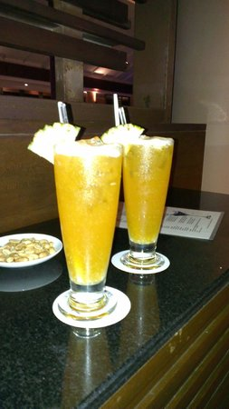 Pullman Phuket Panwa Beach Resort: cocktails