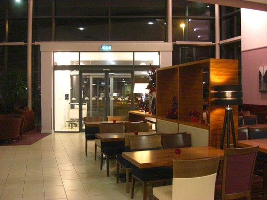 Days Inn Wetherby: Cafeteria/resturant