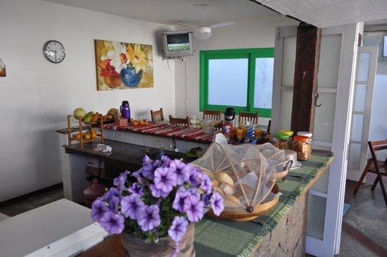 Casa das Rosas: .....para voce se sentir em casa