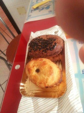 Arco di Prato Services: Pasticciotti come colazione in casa...