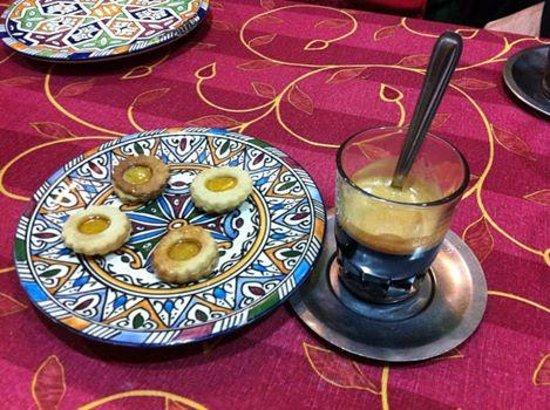 Restaurant Guenoune : caffè