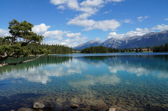 Fairmont Jasper Park Lodge: One of the most beautiful places on our planet