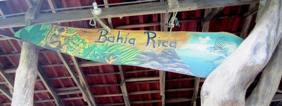 Bahia Rica Kayak and Fishing Lodge: Bahía Rica