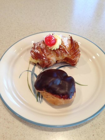 Touch of Italy: Fresh pastries
