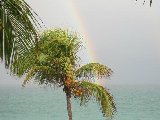 Paradisus Varadero Resort & Spa: arco iris cubano