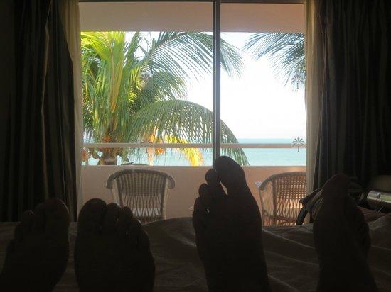 Paradisus Varadero Resort & Spa: vista desde la habitación