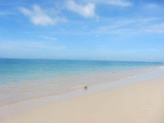 Lanta Sand Resort and Spa : beach 30 seconds away!