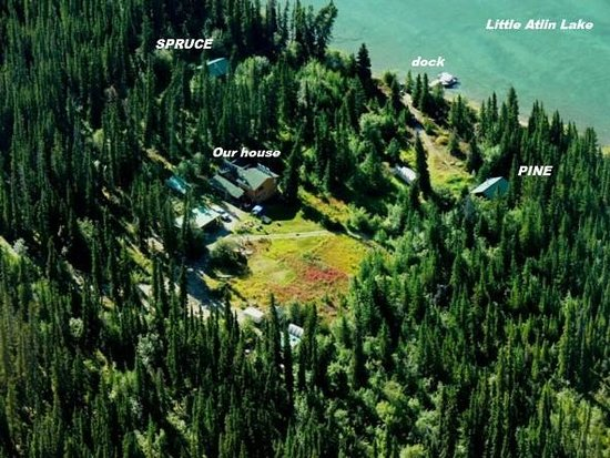 Little Atlin Lodge: Overview
