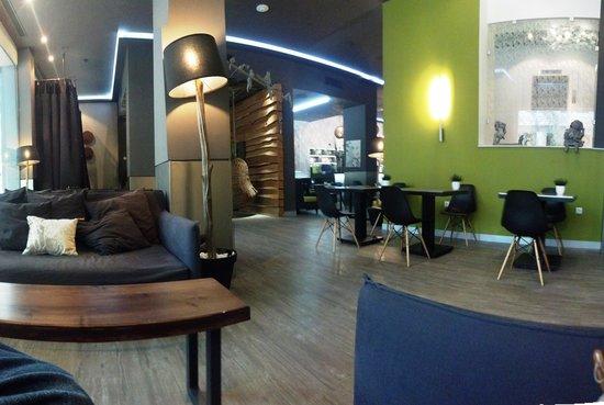 City Hotel Thessaloniki: lounge