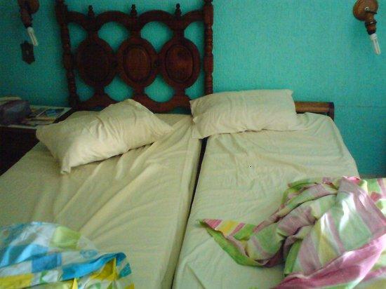 Caribe Park Hotel: Colchões péssimos