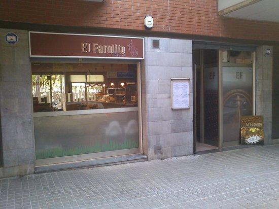 El Farolito Restaurante: Asado argentino, carnes a las brasas y menú mediterráneo