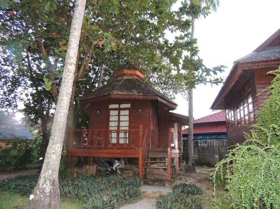 Thai House Beach Resort - Koh Lanta: a thai stilt house oat TBHR