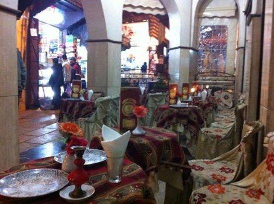 Restaurant Fassi: ambiente