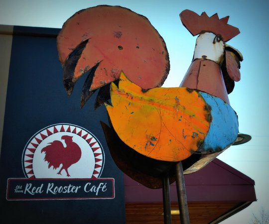 Old Town Red Rooster Cafe: Red Rooster Cafe
