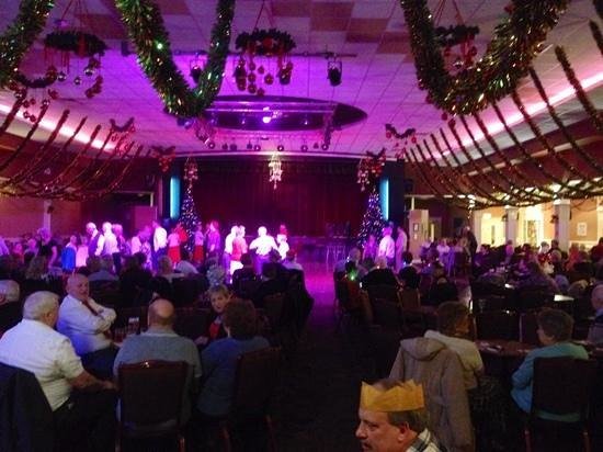Sand Bay Leisure Resort: the main ballroom