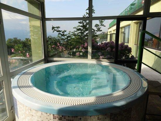 Park Hotel Jolanda: Piscina