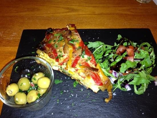 Rosie's Bakehouse: Rosie brings a touch of the med to Brechin