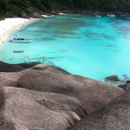 Similan Islands : from the view point