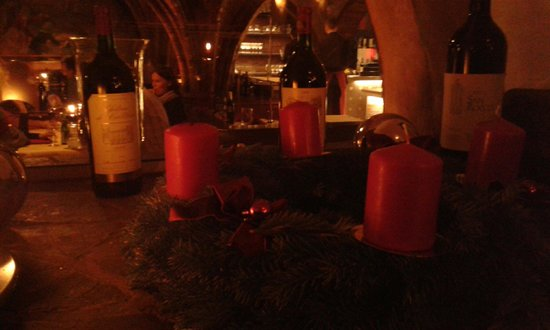 Porterhouse im Gnomenkeller: Advent