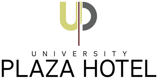 University Plaza Hotel and Convention Center: Logo
