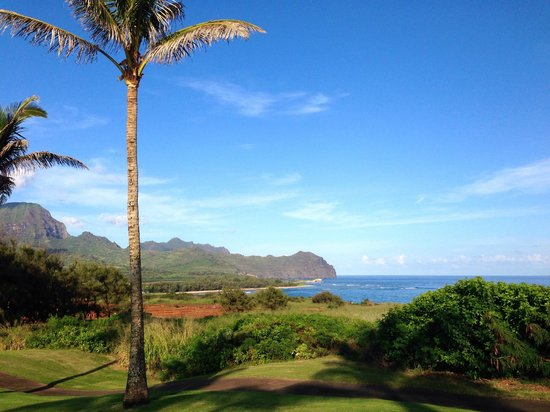Poipu Bay Resort Golf Course: Seaside views